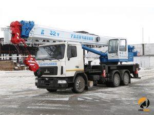 Кран 32 тонны Смоленск
