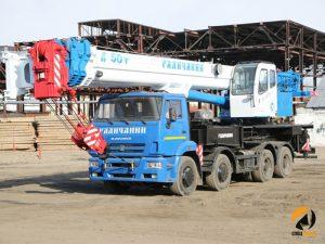 Кран 50 тонн Смоленск