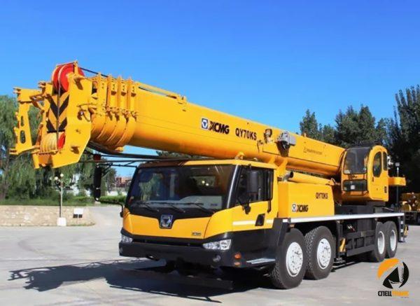 Автокран 70 тонн смоленск